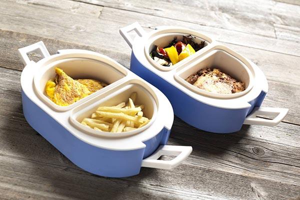 Lunch box Mahl glutenfrei