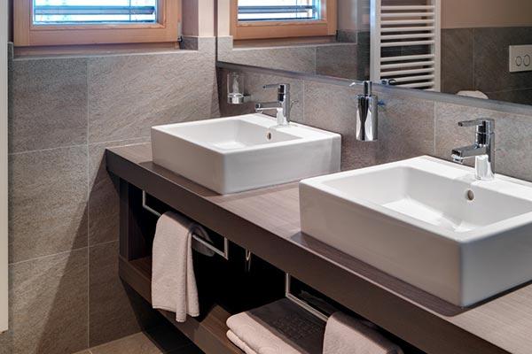 Waschbecken Badezimmer Hotelzimmer Komfort