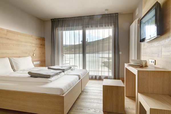 Hotelzimmer Komfort