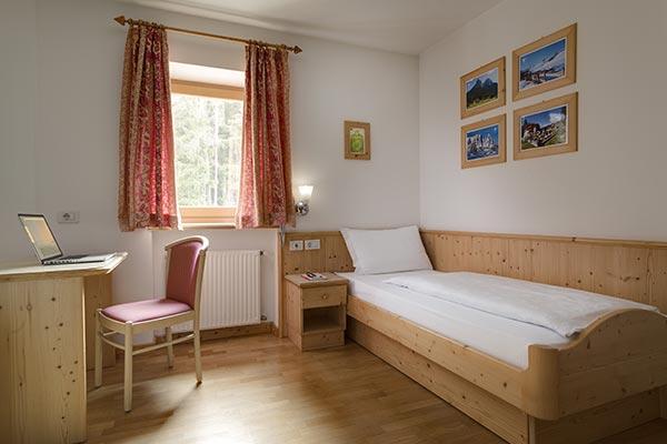 Helles Hotelzimmer