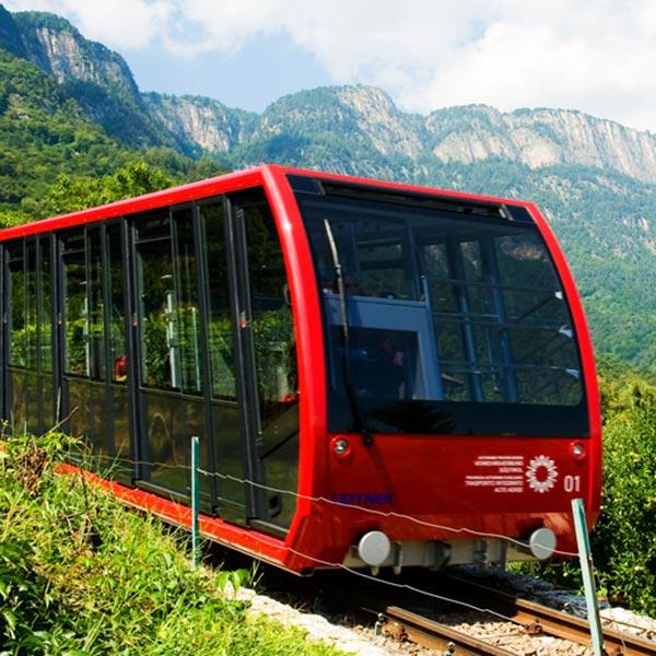 Bahn Seiser Alm