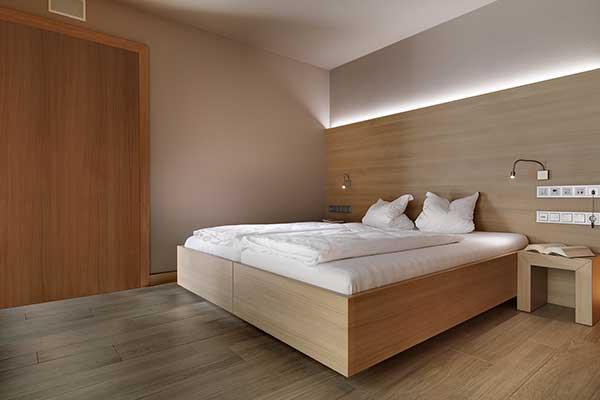 Zimmer Komfort Hotel Villamadonna Seiser Alm Südtirol Italien